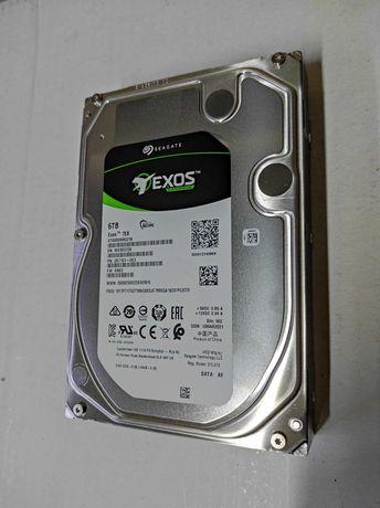 HDD 6Tb Seagate ST6000NM021A Exos Enterprise 7E8 Sata III 6Гб 7200rpm/