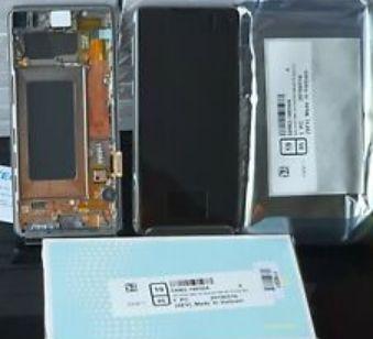Ecran Display Samsung S10 plus Original MontajPEloc Garanție1an Sigila