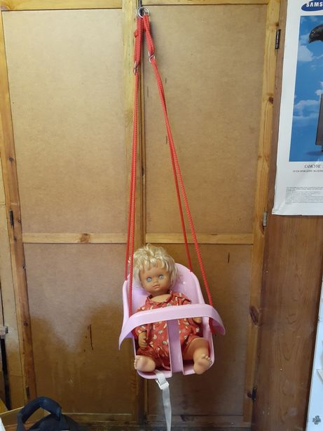 Детская подвесная качеля