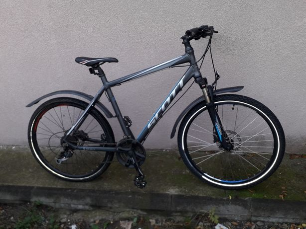 Bicicleta Scott Transporters X45 Shimano import Suedia