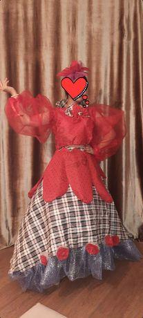 платья для осенний бал или платья из вторсырья