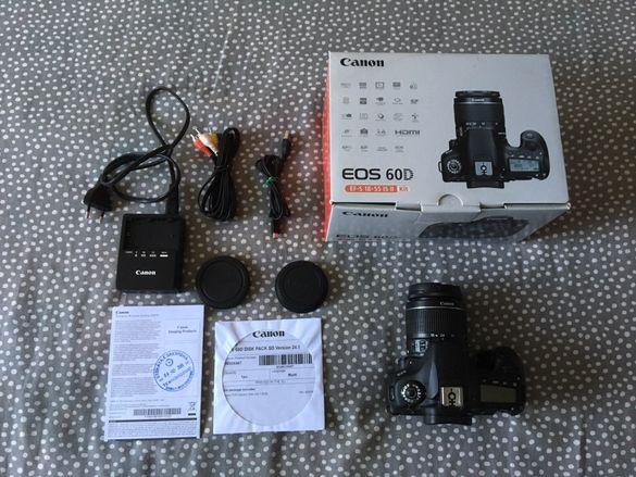 Фотоапарат Canon EOS 60D