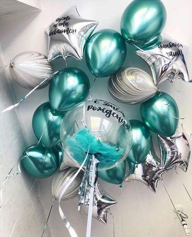 Шары шарики Гелиевые Воздушные шары 8:00-23:00