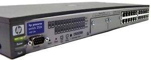 Switch HP Procurve 2524