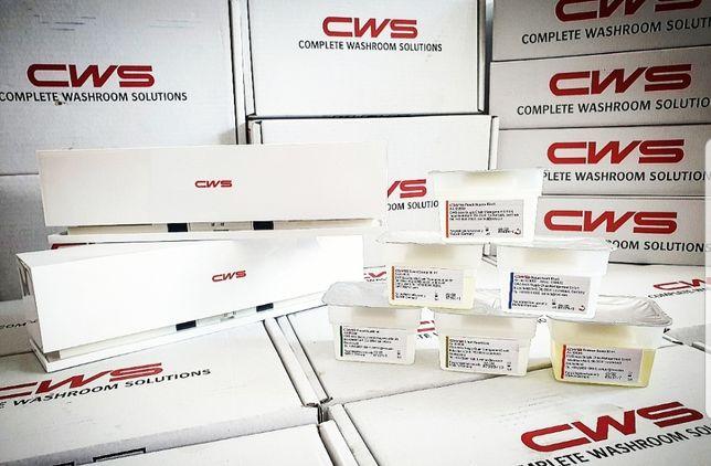 NEW!!! Dispenser CWS Paradise Line Air Bar /gama completa de 11 esente