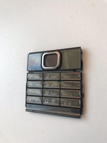 Nokia 8800 Carbon arte! Оригинална клавиатура!