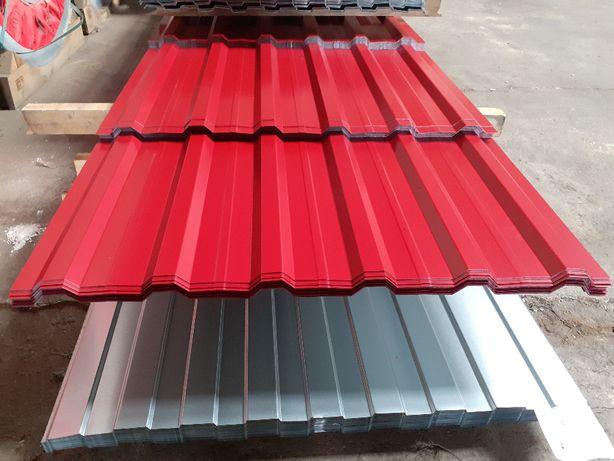 Producator tabla cutata vopsita lucios T18 mm de 0,45 mm orice culoare
