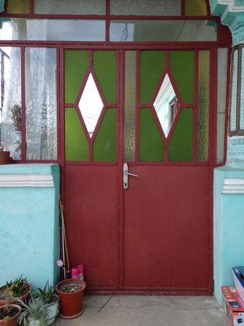 Uși marchiză cornier + oglindă