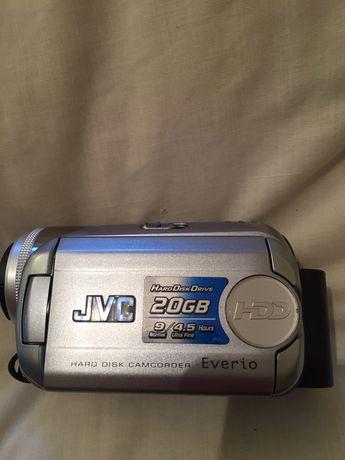 Camera video si foto JVC