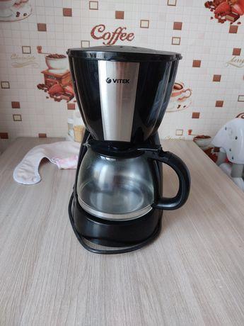 Кофеварка Vitek продам