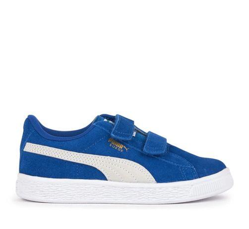 №29 и 32; Оригинални Детски кецове Puma Suede Blue
