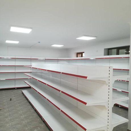 Стеллажи для магазинов и супермаркетов витрины, торговые оборудование