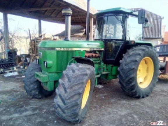 Tractor John Deere Oradea - imagine 1