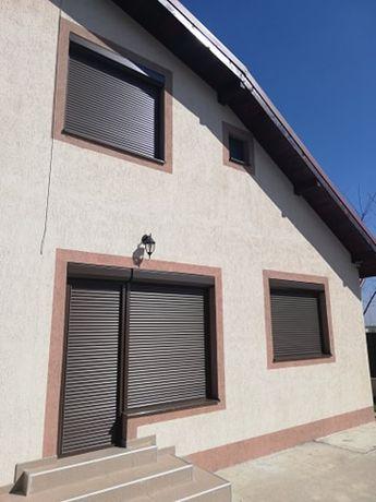 Protectie pentru usi si ferestre cu rulouri exterioare din aluminiu !!