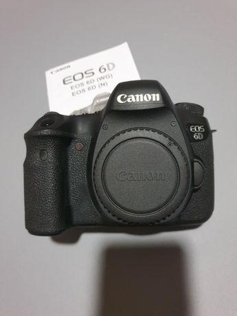 Canon 6d full box