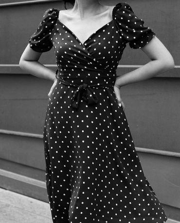 Продам шифоновое, легкое платье