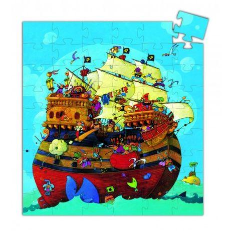 puzzle Djeco corabia lui Barbarossa