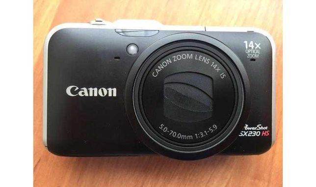 Canon PowerShot SX230 HSW