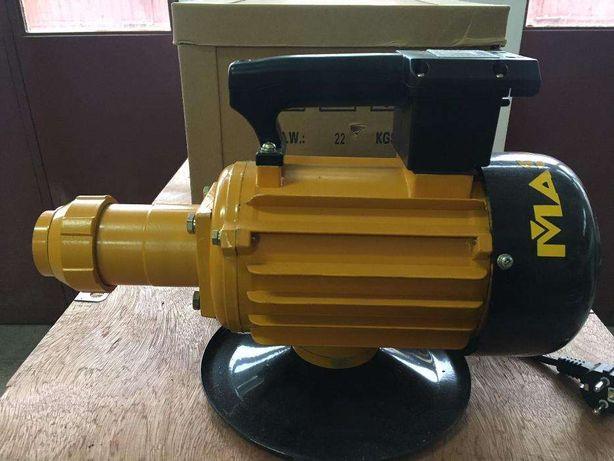 Motor Vibrator Beton Profesional MASALTA MVE-2 1500W + Lance 6m X 32mm