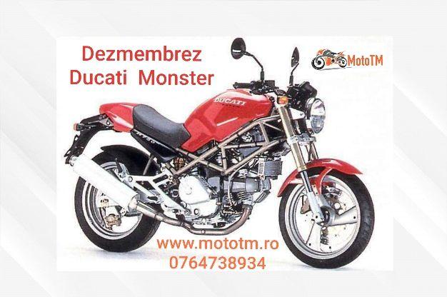 Ducati Monster dezmembrez