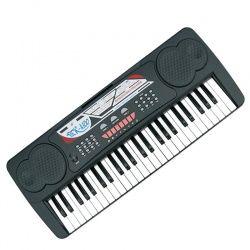 Синтезатор ( 16 тембр, 10 ритм и 6 демо песни) 4 октавы