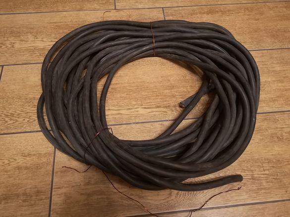 Продавам кабел за електрожен