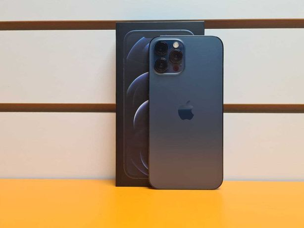 iPhone 12 Pro Max 512GB  100%   IZITEL   Рассрочка и гаранития!!