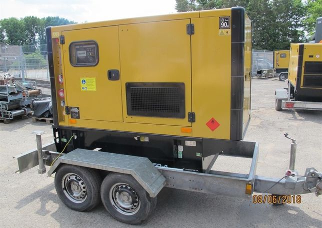 Inchiriere generator electric 50 kW.