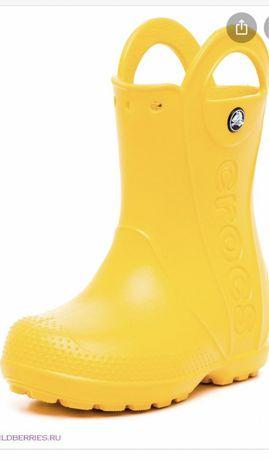 Crocs новые размер 35  , J1 оригинал