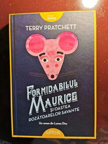 ,, Formidabilul Maurice și oastea rozătoarelor savante ''