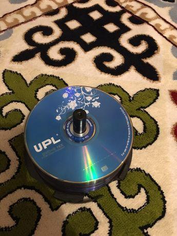 Продам dvd диски новые по самой низкой цене