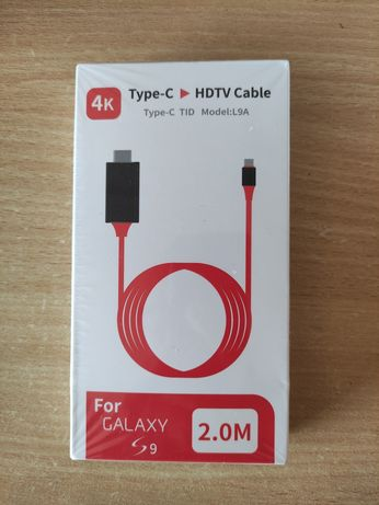 USB type C HDMI cable кабел