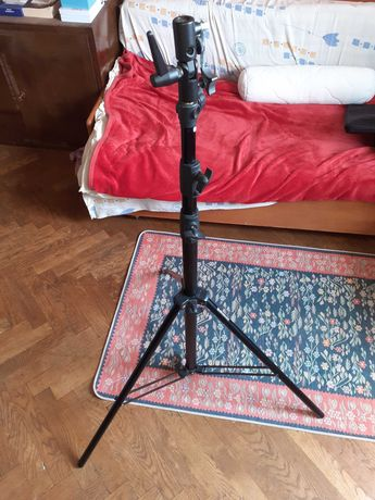 Trepied-suport elvetian   elinchrom  lumina sau camera foto/video