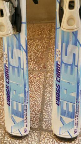 Продавам ски 153 см