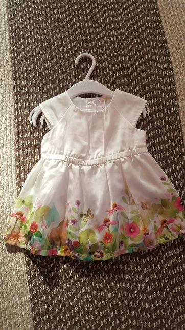 Rochiță superbă pentru fetițe, 6-9 luni