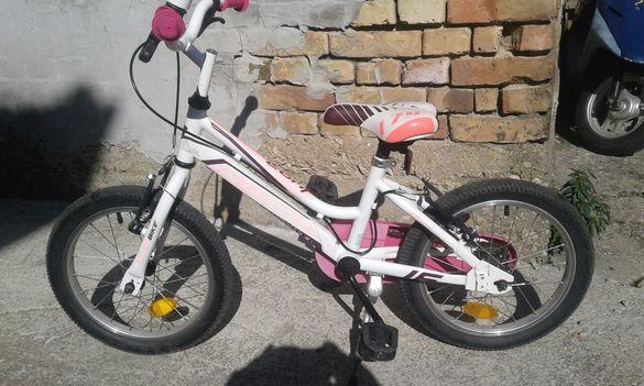 Детско колело ,за момиче .