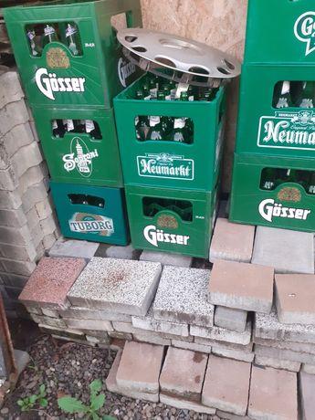 Vând lăzi de bere