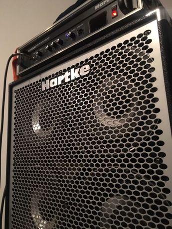 Hartke LH1000 +hyDrive 410