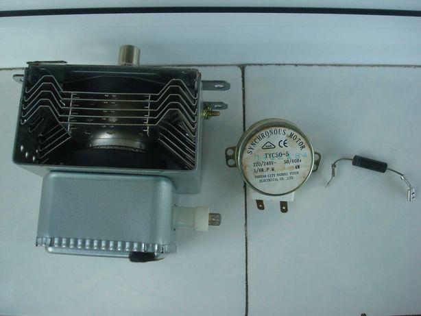 Magnetron cuptor microunde,motor cuptor microunde,dioda de putere