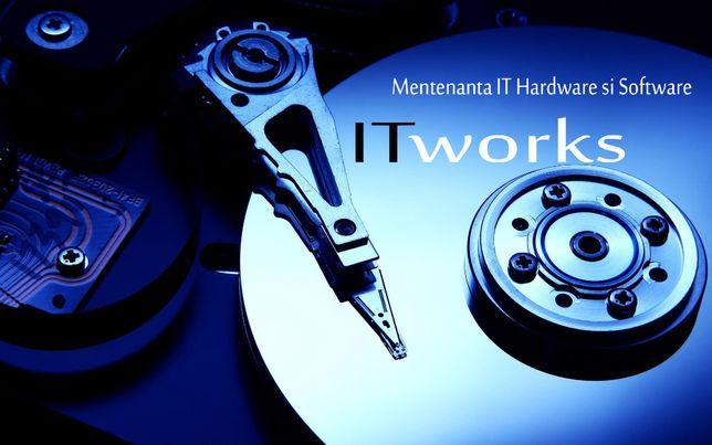 Service-Reparatii-Curatare Calculatoare, Laptopuri si periferice