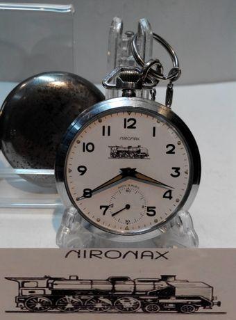 Железничарски джобен часовник NIRONAX