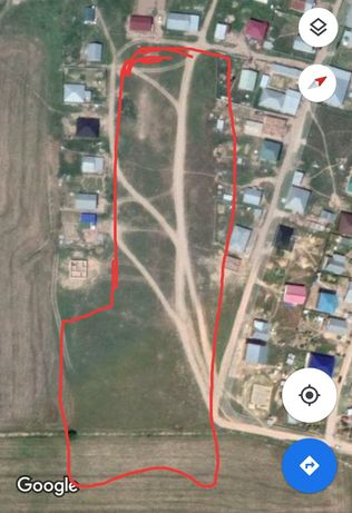 Продам землю кх 2 гектар