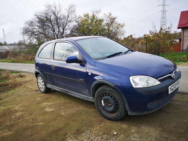 Dezmembrez Opel Corsa C 1.0 benzina 2002 Cod Z10XE