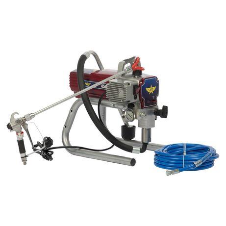 Oxy 450 Безвоздушный окрасочный аппарат распылитель покрасочный graco