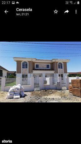 Casa duplex in Mosnita Noua
