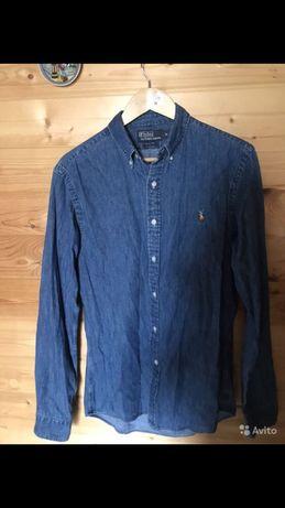 Продам рубашку премиум/люкс бренда Ralf Louren