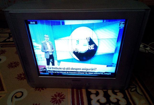 Televizor cu tub plat Samsung, de 54 cm