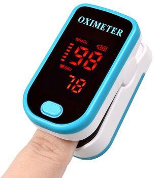 OXIMETRU PULSOMETRU pulsoximetru oxigen sange+puls