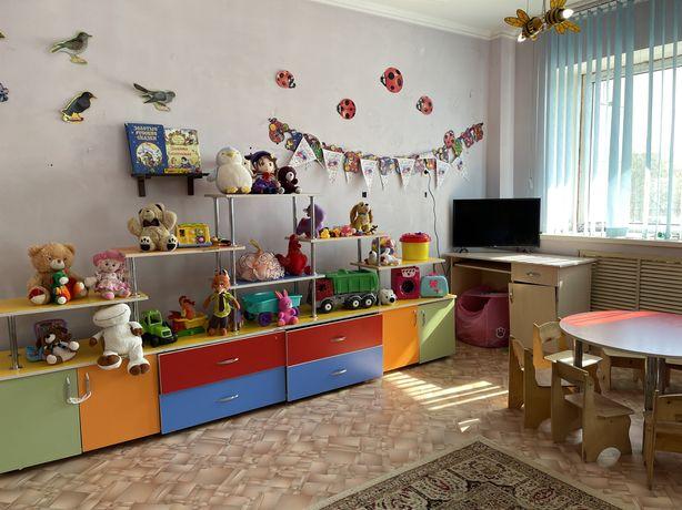 В детский сад ведется набор детей