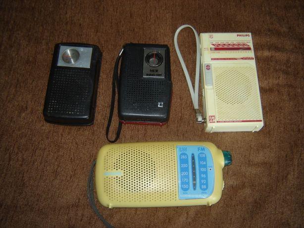 Radiouri AM/FM original anii 70 - 90